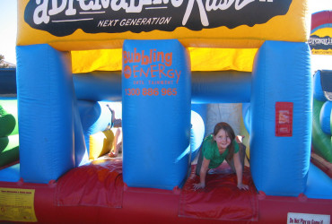 Connections Community Development: Gallery Jumping Castle