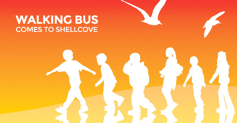 Connections_News_WalkingBus_ShellCove