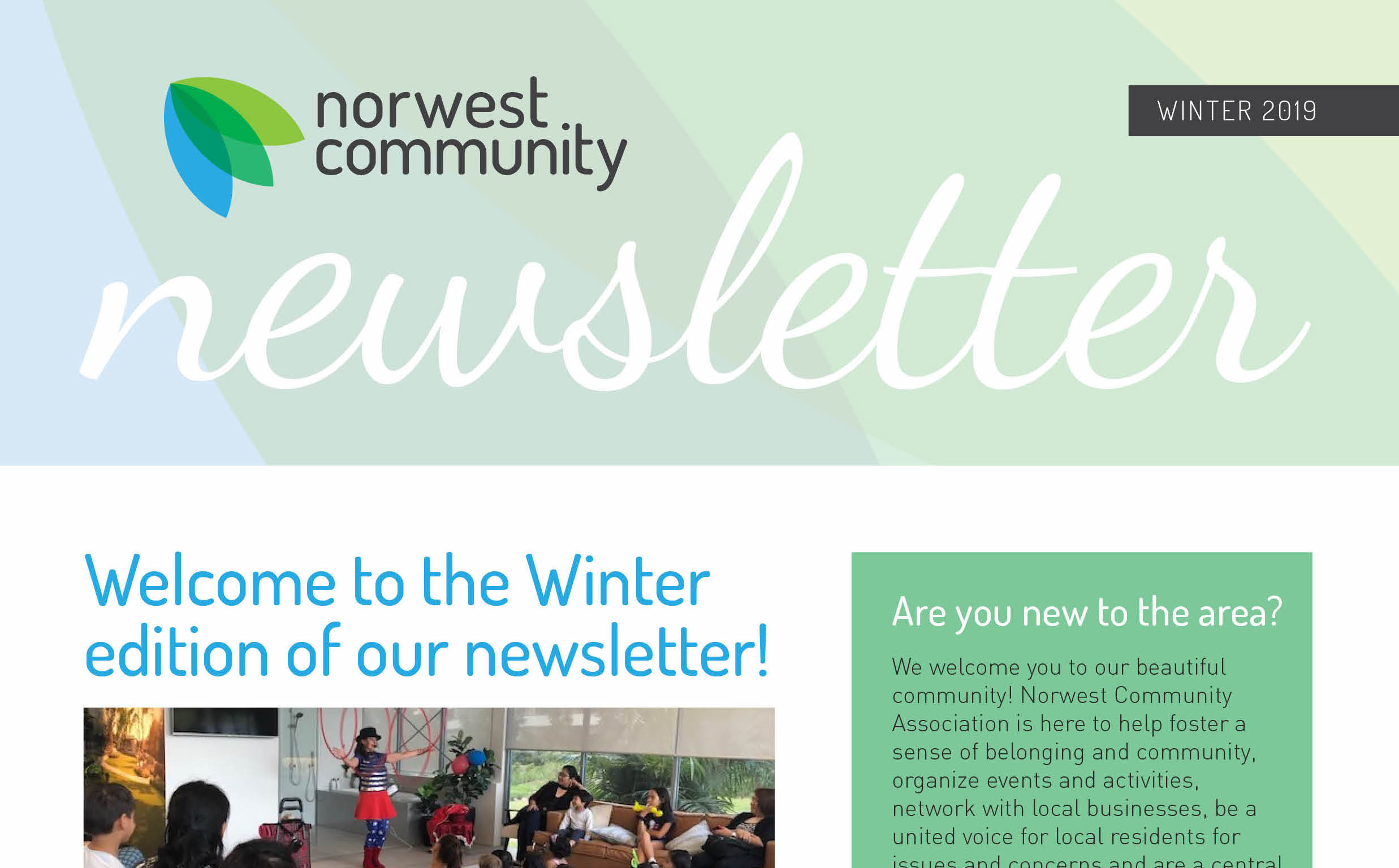 NC1017 Newsletter Winter 2019 1