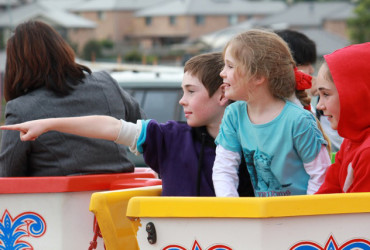 Connections Community Development: Family Fun Day Rides