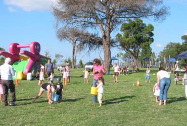 Connections Community Development: Family Fun Day Treasure Hunt
